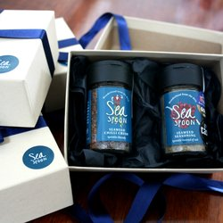 Seaweed Seasoning Shakers Gift Box - With Seaweed Seasoning & Seaweed Chilli Crush Blends
