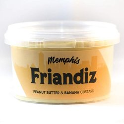 Peanut Butter & Banana Custard - 'Memphis' Dessert 280ml