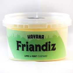 Lime & Mint Custard - 'Havana' Dessert 280ml