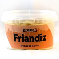 Speculoos Spiced Biscuit Custard - 'Brussels' Dessert 280ml
