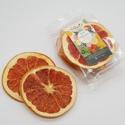 5 x Pink Grapefruit Infusions (For Gin, Cocktails & Hot Drinks) 4 Slices