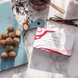 Ruby Dark Chocolate Truffle Gift Box