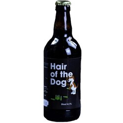 Hair of the Dog Stout by Comedy Beers (500ml, 4.5% ABV)