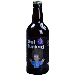 Get Funked IPA by Comedy Beers (500ml, 4.8% ABV)