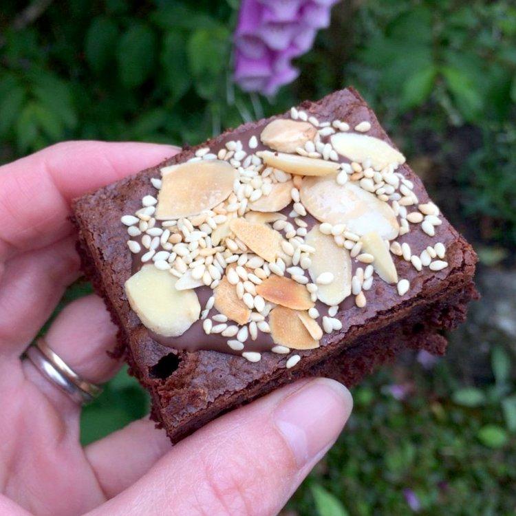 Galactogogue brownie