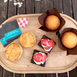 Gluten free afternoon tea hamper
