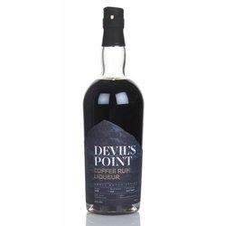 Devil's Point Coffee Rum Liqueur (70cl, 22%)