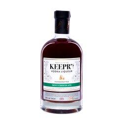 Mint Chocolate Vodka Liqueur by Keepr's 70cl 26% ABV