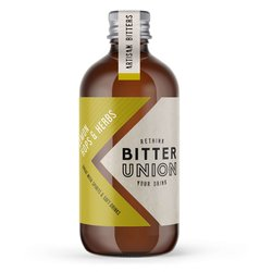 Lemon, Hops & Herb Bitters 100ml 31.5% ABV - Cocktail Bitters by Bitter Union