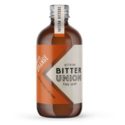 Spiced Orange Bitters 100ml 31.5% ABV - Cocktail Bitters by Bitter Union