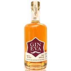 Gin Eva Old Tom Gin - Small Batch Spanish Gin - 70cl 43% ABV