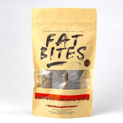 Orange & Cacao Nib Protein Bites by Fat Bites 100g