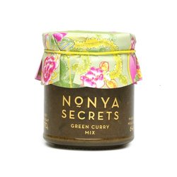 4 x Thai Green Curry Paste 170g by Nonya Secrets