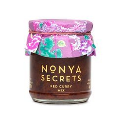 4 x Thai Red Curry Paste 170g by Nonya Secrets