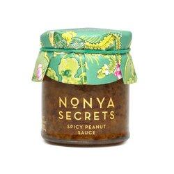 4 x Spicy Peanut Sauce 170g  - Satay Sauce by Nonya Secrets