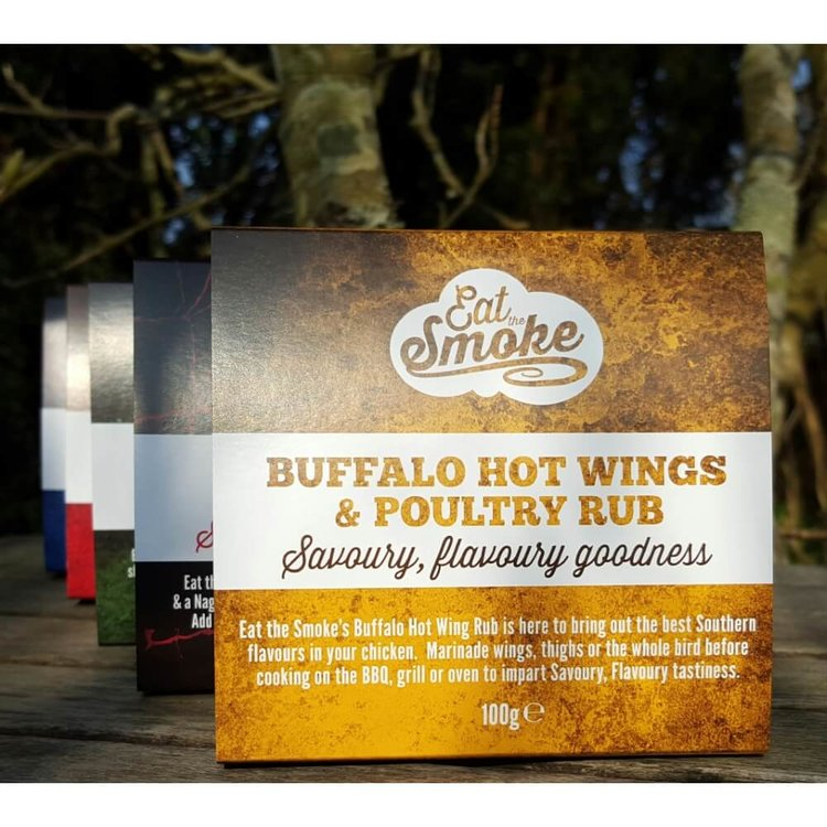 Buffalo Hot wing Rub 100g