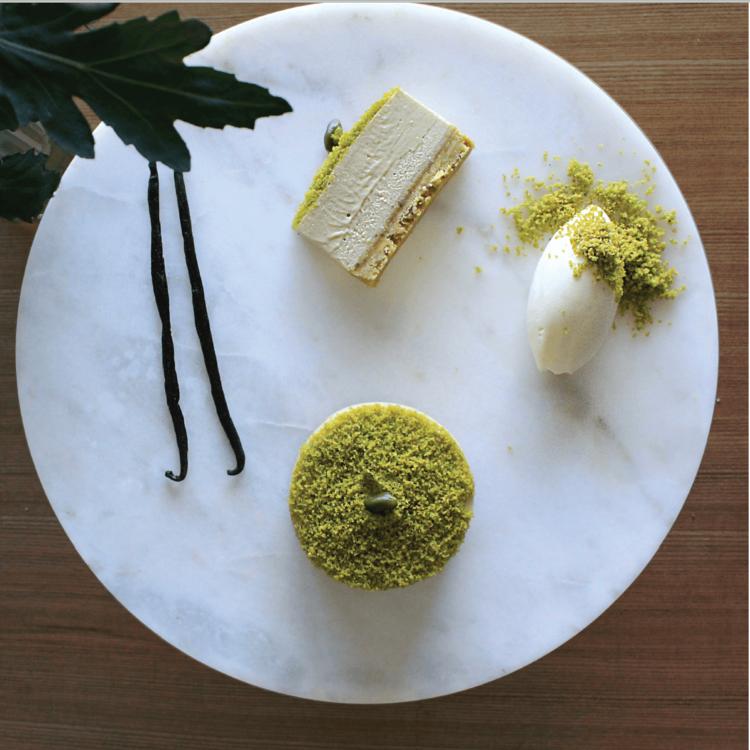 Gluten-Free Pistachio Ricotta Cheesecake 4 x 130g