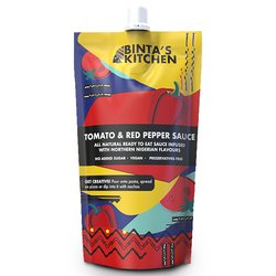 Nigerian Tomato & Red Pepper Sauce by Binta's Kitchen 325ml