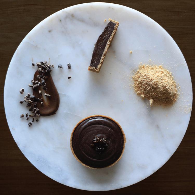 Gluten-Free Double Chocolate Tart 4 x 73g