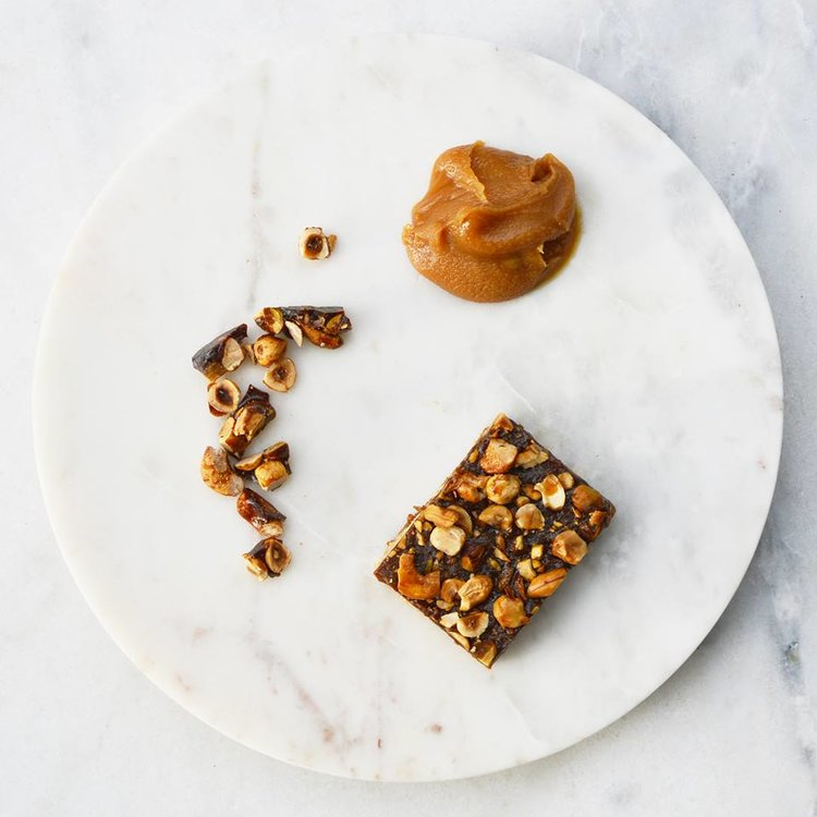 Gluten-Free Salted Caramel Flapjack with Mixed Nuts 4 x 70g