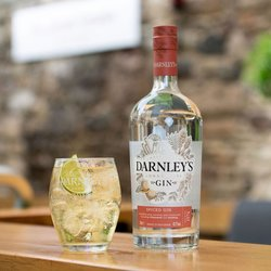 Darnley's Spiced Gin 70cl 42.7% ABV