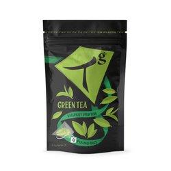 Organic Green Tea Pouch 15 Tea Bags