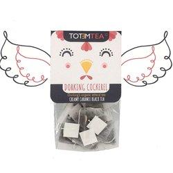 Organic Caramel Tea by Totem Tea - 12 Biodegradable Tea Bags