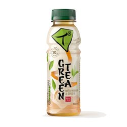 Iced Green Tea with Mandarin & Ginseng 330ml