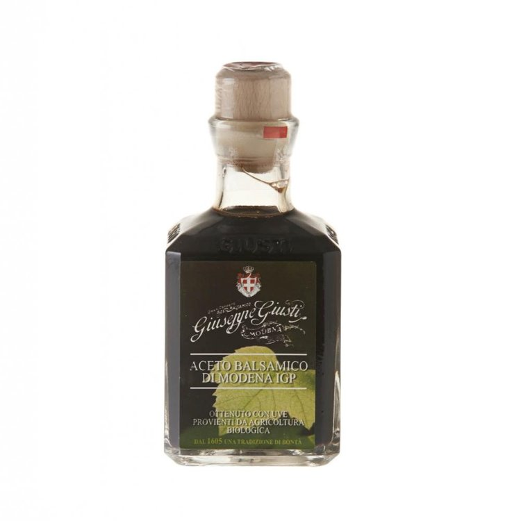 Organic balsamic vinegar from modena wogf
