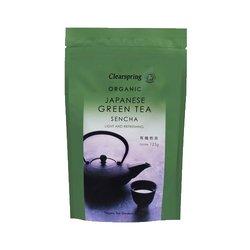 Organic Japanese Sencha Green Loose Tea 125g