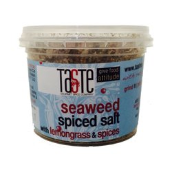 Seaweed Spiced Salt with Lemongrass & Spices 60g