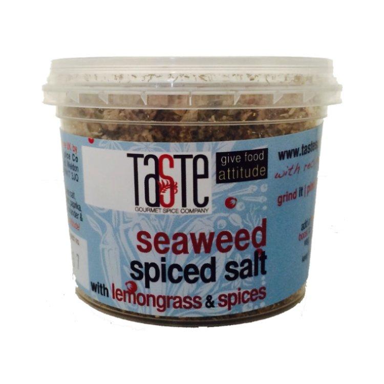 Seaweed Spiced Salt 60g