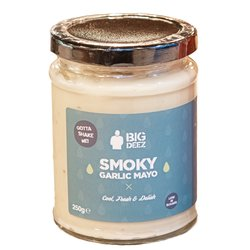 Big Deez Smoky Garlic Vegan Mayo 250ml