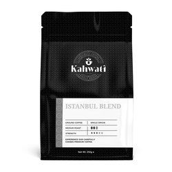 Istanbul Blend Medium Roast Turkish Coffee 250g - Single Origin Coffee