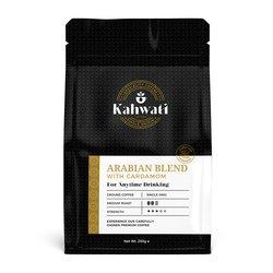 Arabian Blend Medium Roast Coffee with Cardamom 250g - Single Origin Coffee