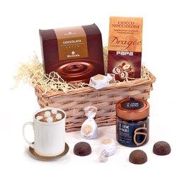 Luxury Italian Hot Chocolate Hamper