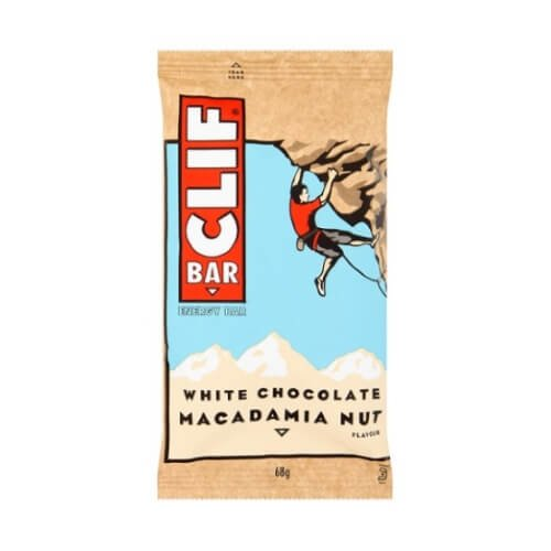 White Chocolate Macadamia Energy Bar 68g