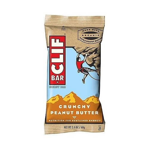 Crunchy Peanut Butter Energy Bar 68g