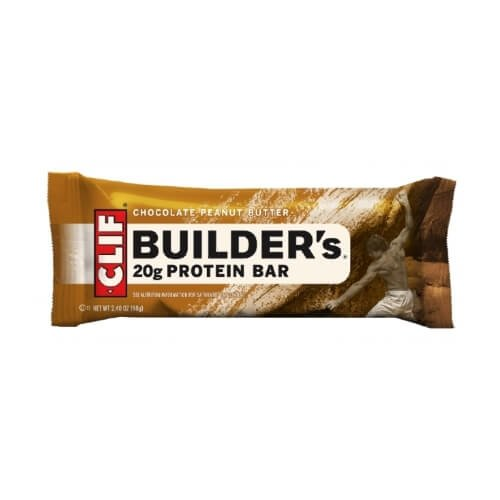 Builders Peanut Butter Energy Bar 68g
