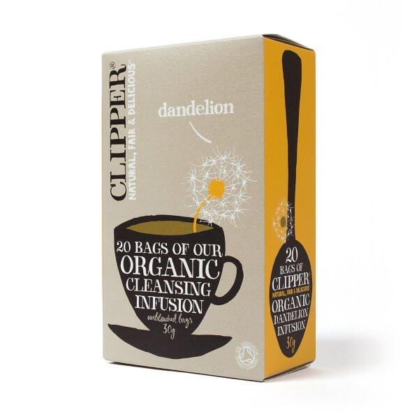 Clipper Organic Dandelion Tea 20 Tea Bags