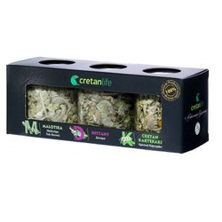 Cretan Herbal Tea Selection 360g