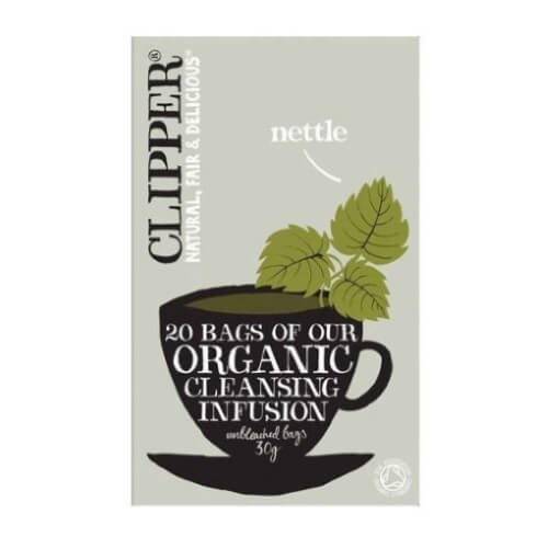 Clipper Organic Nettle Tea 20 Tea Bags