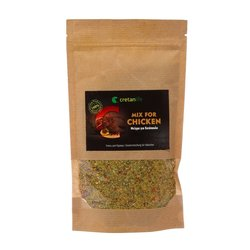 Greek Chicken Seasoning Mix 150g