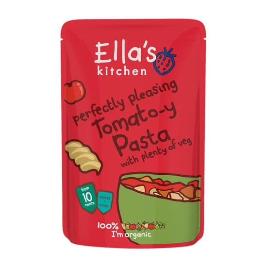 Organic Tomato-y Pasta Stage 3 Baby Food 190g