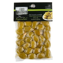 Garlic Stuffed Olives 220g