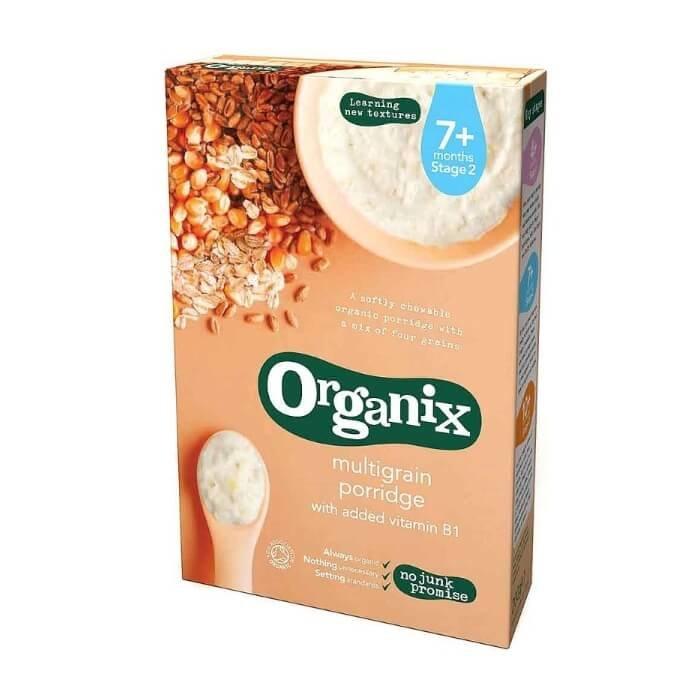 Organic Multigrain Porridge Stage 2 Baby Food 200g