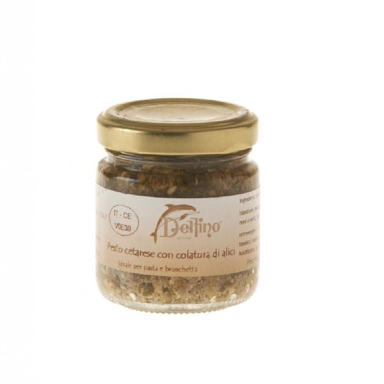 Cetara Anchovy Pesto 110ml