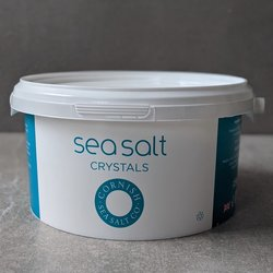 Cornish Sea Salt Crystals 1.5kg