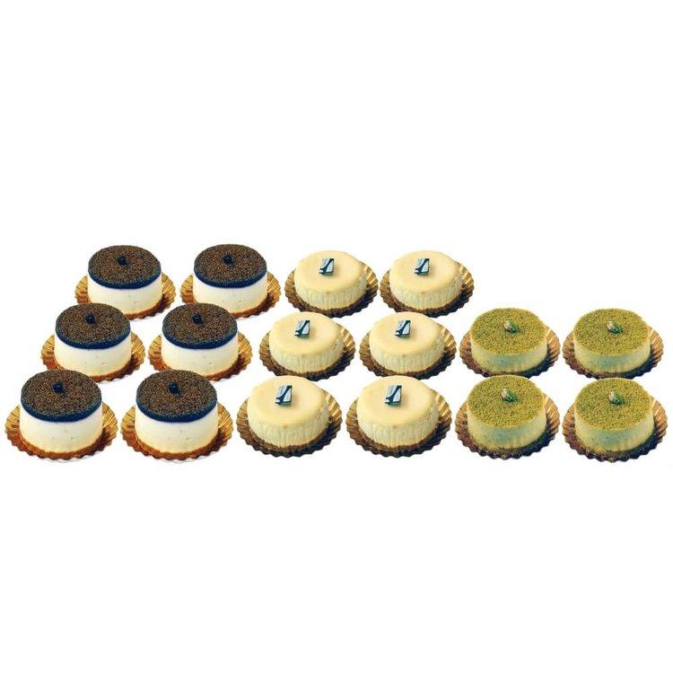 Cheesecake 16pc