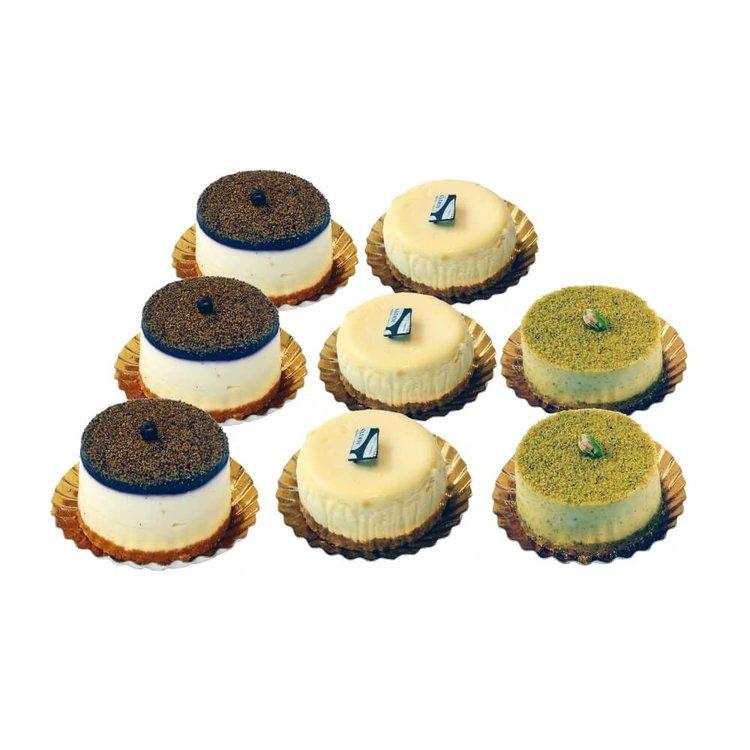 Cheesecake 8pc